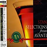 スタン・セレクション from アヴァンティ PRESENTED BY TOKYO-FM「SUNTORY SATURDAY WAITING BAR AVANTI」 画像