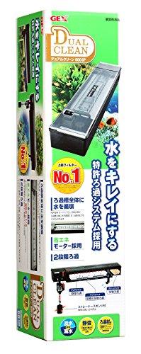 RoomClip商品情報 - ジェックス デュアルクリーン600SP 上部式フィルター 60cm水槽用