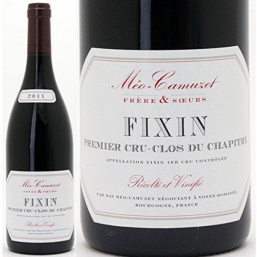 [2011] フィクサン ルージュ (メオ カミュゼ)赤ワイン【コク辛口】((B0MCFX11))