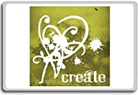 Create - Motivational Quotes Fridge Magnet - ?????????