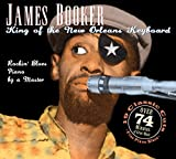 James Booker-King Of The New Orleans Keyboard