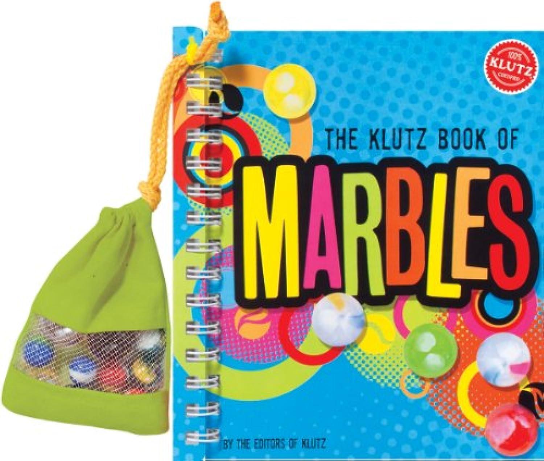 The Klutz Book of Marblesビー玉のKlutz帳kit- kit-