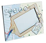 A Star is Born 4X6 Frame - Blue by Keypoint Company Inc