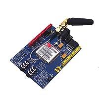 Mustwell SIM900 GPRS/GSM Shield Development Board Quad-Band Module For Arduino Compatible