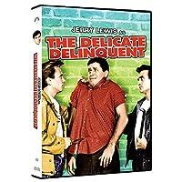 The Delicate Delinquent [DVD]
