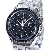 [オメガ]OMEGA 腕時計 スピードマスター プロフェッショナル ブラック 付属:国際保証書 ボックス ピクト冊子ベルト*2工具バネ棒*4ルーペ 中古[1350617]