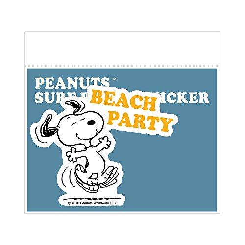 [해외]땅콩 (Peanuts) 서프 스티커 (SNP-0054) Z-180SNP-0054/Peanuts Surf sticker (SNP - 0054) Z - 180 SNP - 0054