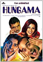 Hungama (2003) (Hindi Comedy Film / Bollywood Movie / Indian Cinema DVD)