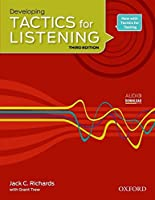 Tactics for Listening: Third Edition Developing Student Book