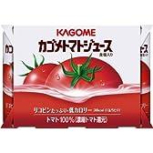 カゴメ トマトジュース (190g×6缶)×5パック