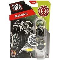 TECH DECK (テック デッキ) 96mm Vol.5 / Element / Nick Garcia 20049548