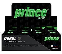 Prince Rebel (DYD) スカッシュボールボックス(12-balls)