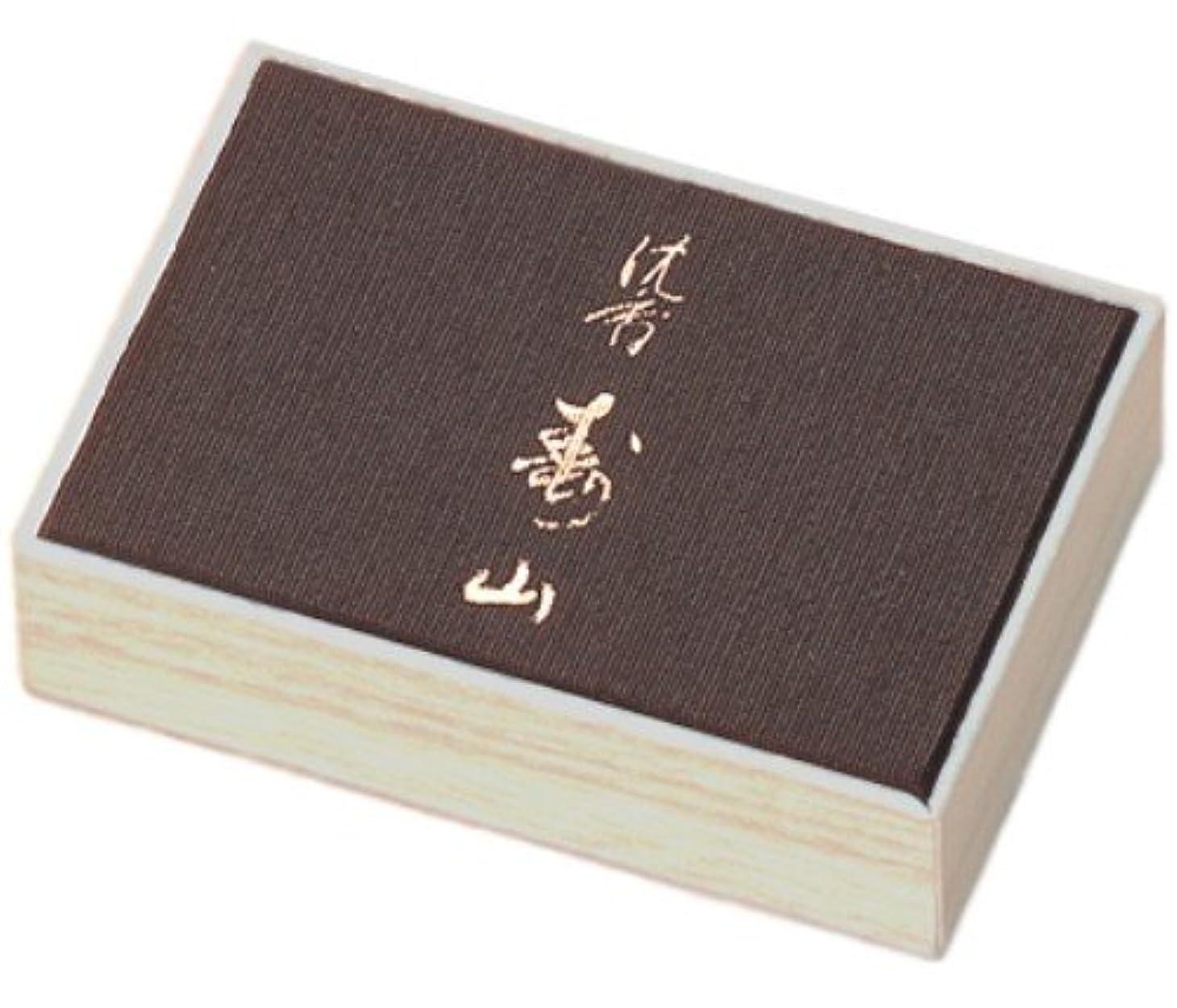 鍔中央印象的沈香寿山 スティック 150本入