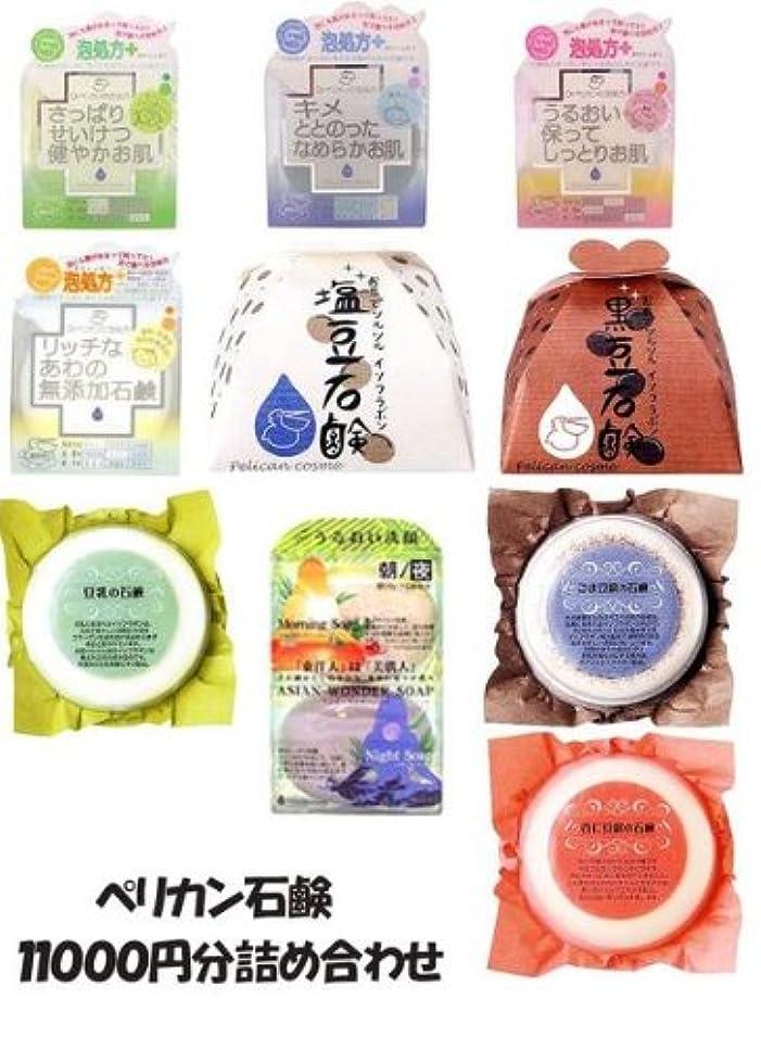 媒染剤アニメーションインゲン高級ペリカン石鹸10個セット