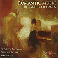 Romantic Music for Piano Four-Hands by ONSLOW / REGER / WAGNER / GRIEG; (2009-04-14)