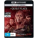 A Quiet Place Part II [2 Disc] (4K Ultra HD + Blu-Ray)