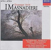 Verdi:I Masnadieri