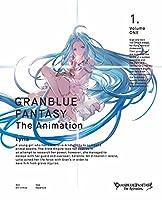 【Amazon.co.jp限定】GRANBLUE FANTASY The Animation 1(メーカー特典:「B2告知ポスター」付)(オリジナル特典:「シリアルコード【オリジナルゲーム内スタンプ(1種)】」付)(全巻購入特典:「B2布ポスター」「原作描き下ろしイラスト使用 全巻収納BOX」引換シリアルコード付)(完全生産限定版) [Blu-ray]