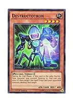 遊戯王 英語版 BP03-EN049 Destructotron ディストラクター (シャターホイルレア) 1st Edition