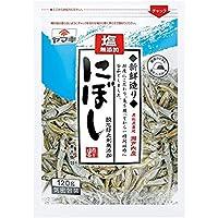 ヤマキ 塩無添加新鮮造りにぼし 120g
