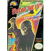 北米版ファミコン Friday the 13th NES