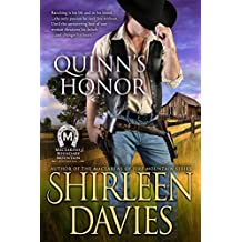 Quinn's Honor (MacLarens of Boundary Mountain Historical Western Romance Book 3)
