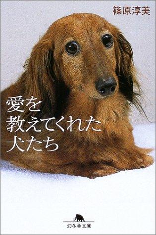 愛を教えてくれた犬たち (幻冬舎文庫)の詳細を見る