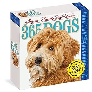 365 Dogs 2018 Calendar