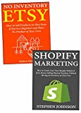 Ecommerce Store: Start an Ecommerce Store Even Without Buying Your Own Product Inventory. Etsy Marketing & Shopify Store Creation. (English Edition)