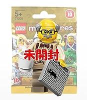 未開封No8 レゴ ミニフィギュア シリーズ10 おじいさん (71001 LEGO Minifigures Series10)