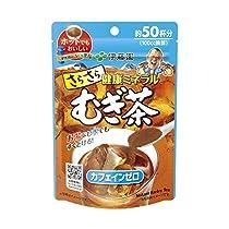伊藤園 さらさら健康ミネラルむぎ茶 40g (チャック付き袋タイプ)