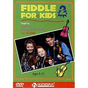 Fiddle for Kids 2 [DVD] [Import]