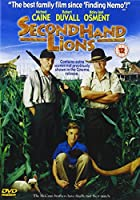 Secondhand Lions [DVD]