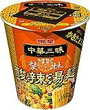明星 中華三昧タテ型ビッグ 赤坂榮林 酸辣湯麺 99g×12個