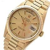 ROLEX(ロレックス) デイデイト メンズ腕時計(中古) Ref.18238 ゴールド文字盤 K18金無垢 (オーバーホール&新品仕上げ済)