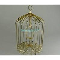 出現するバードケージゴールデン Mサイズ Appearing Bird Cage Golden M size -- ステージマジック