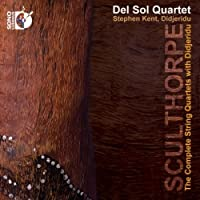 Sculthorpe: String Quartets Wi