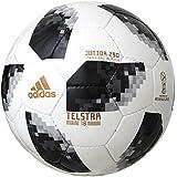 adidas(アディダス) サッカーボール  4号球(小学生用) 2018年 FIFAワールドカップ 試合球 テルスター18 ジュニア290 AF4303JR