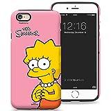 【iPhone7 / アイフォン7 対応 ケース】 G-Case Pastel The Simpsons Guard Up Bumpe / パステル ザ・シンプソンズ ガードアップ バンパー ケース Lisa Simpson / リサ