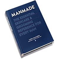 Kiehl's Manmade The Essential Skincare & Grooming Reference Book for Every Man