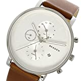 スカーゲン SKAGEN ハーゲン HAGEN ワールドタイム クオーツ メンズ 腕時計 SKW6299 ホワイトシルバー