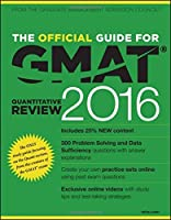 The Official Guide for GMAT Quantitative Review 2016 with Online Question Bank and Exclusive Video [並行輸入品]