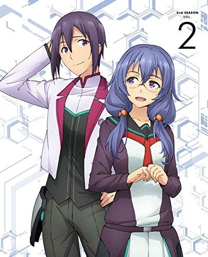 学戦都市アスタリスク 2nd Season 2(完全生産限定版) [Blu-ray]