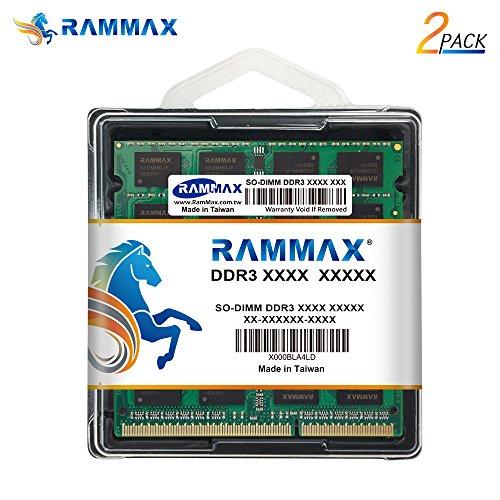 RamMax 8GBメモリ 2枚組 DDR3 1600 PC...