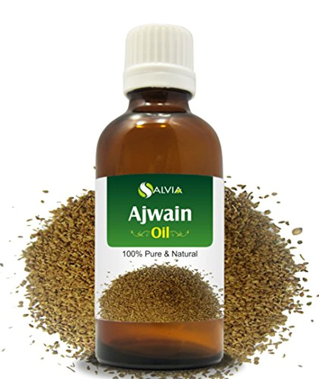 道路クラウドとてもAjwain OIL 100% Natural Pure Undiluted Uncut Essential Oil 15ml