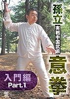 孫立  実戦中国武術 意拳  入門篇(仮) [DVD]