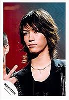 KAT-TUN・【公式写真】・亀梨和也・ ジャニーズ 生写真【スリーブ付 kazy37