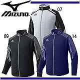 MIZUNO (ミズノ) 野球 ミズノプロ 一般 フリースジャケット 12JE5K8309 ブラック 【2015FW】 ブラック M