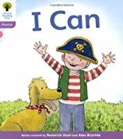 Oxford Reading Tree: Level 1+: Floppy's Phonics: I Can by Roderick Hunt(2007-09-27)