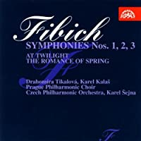 フィビヒ:交響曲全集 (2CD)